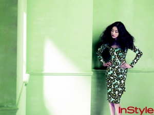 Choi Jung Won для InStyle Korea February 2012