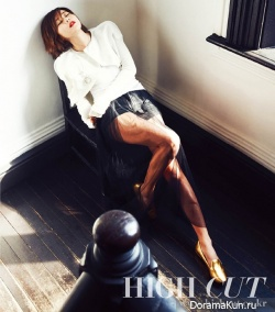 Choi Kang Hee для High Cut, Vol. 73 2012