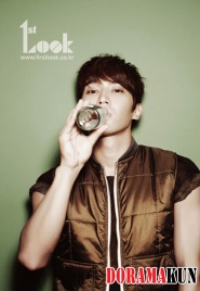 Choi Siwon (Super Junior) для First Look 2012
