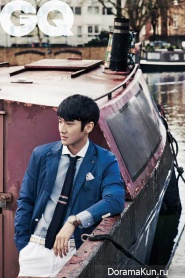 Choi Si Won (Super Junior) для GQ Korea 2012