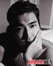 Choi Siwon (Super Junior) для VMAN 2012
