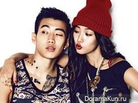 Clara, Jay Park для First Look Vol. 51