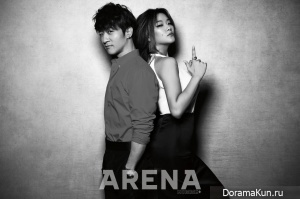 Clazziquai Project для Arena Homme Plus February 2013