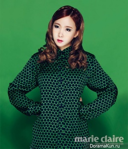 Crayon Pop для Marie Claire Korea November 2013
