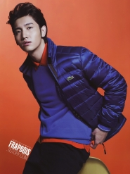 DBSK для Lacoste Fall/Winter 2011 Catalogue