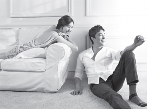 Daniel Henney для Biotherm Homme Moment Of Love