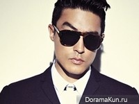 Daniel Henney для Elle Korea October 2013