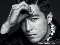 Daniel Henney для First Look Vol. 52