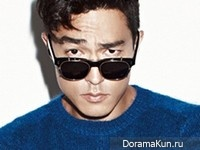 Daniel Henney для The Celebrity No.1 Korea 2013