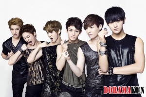 EXO-M для Men's Health China July 2012