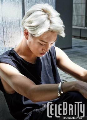 EXO (Kai) для The Celebrity Magazine June 2014