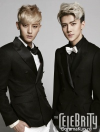 EXO, Tang Wei для The Celebrity March 2014