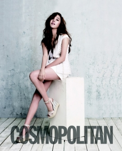 Eugene для Cosmopolitan Korea May 2012