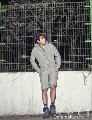 F.T. Island (Lee Hong Ki) для CeCi Korea May 2013