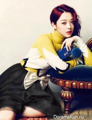 F(x) (Sulli) для CeCi Korea September 2013 Extra