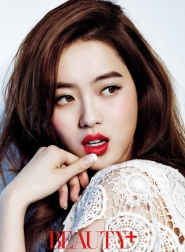 Go Ara Whips для Beauty+ Korea April 2012