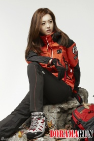 Go Ara, Uhm Tae Woong для Millet Fall/Winter 2012/13