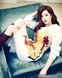 Go Ara для Vogue Girl Korea October 2013 Extra