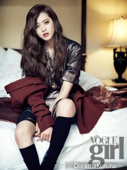 Go Ara для Vogue Girl Korea October 2013