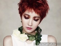 Go Joon Hee для Beauty Plus February 2013