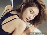 Go Joon Hee для Grazia Korea September 2013