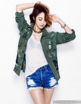 Go Joon Hee для The Celebrity Magazine June 2014 Extra