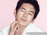 Go Soo для GQ January 2013 Extra