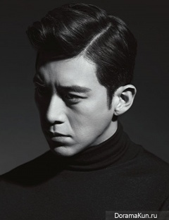 Go Soo для Harper's Bazaar Korea October 2013 Extra