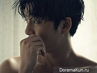 Gong Yoo для Marie Claire Korea October 2013