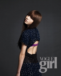 Go Hara (Kara) для Vogue Girl Korea February 2011