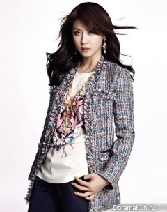 Ha Ji Won для Crocodile Ladies Spring 2013 Ads