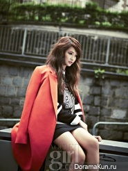 Ha Yeon Soo для Vogue Girl September 2013 Extra