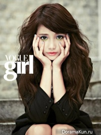 Ha Yeon Soo для Vogue Girl September 2013