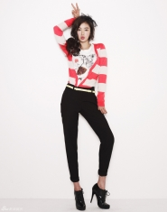 Han Hye Rin для Y'SB' 2012 Collection