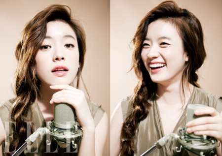 Han Hyo Joo для Elle Korea September 2011
