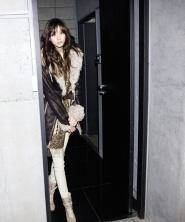 Han Hyo Joo для VIKI Fall / Winter 2011 Catalogue