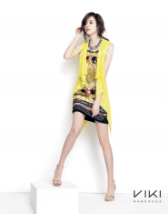 Han Hyo Joo для VIKI Spring/Summer 2012 Lookbook