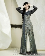Han Hyo Joo для Vogue Korea September 2012