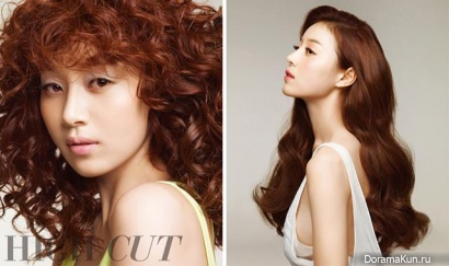 Han Ji Hye для High Cut Vol. 97