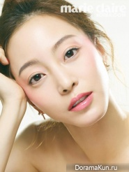 Han Ye Seul для Marie Claire Korea April 2014
