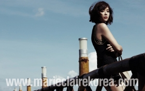 Hwang Jung Eum для Marie Claire Korea May 2010