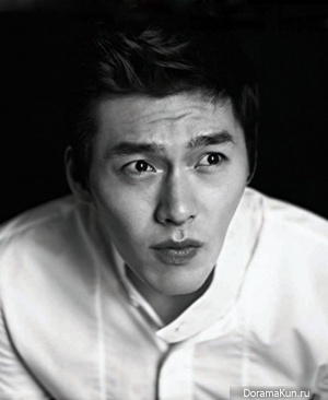 Hyun Bin для Esquire April 2013 Extra