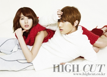 HyunA, Hyunseung для High Cut Vol. 67