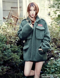 IU для Elle Korea November 2013