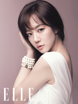 Im Soo Jung для Elle Korea June 2012