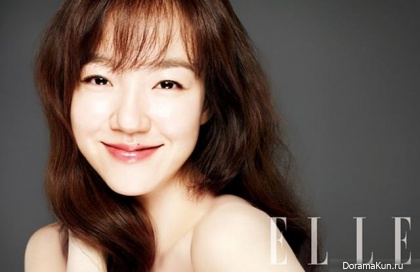 Im Soo Jung для Elle Korea September 2013