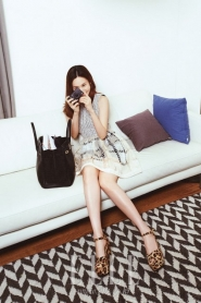 Ivy для Elle Korea June 2012