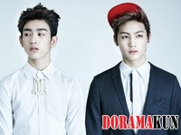 JJ Project для Dazed & Confused September 2012