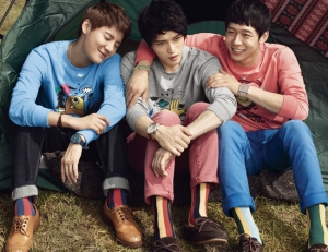 JYJ, Min Hyo Rin для NII Fall/Winter 2011 Catalogue