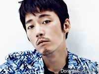 Jang Hyuk для Harper's Bazaar Korea August 2013